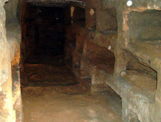 Jewish Catacombs of Venosa