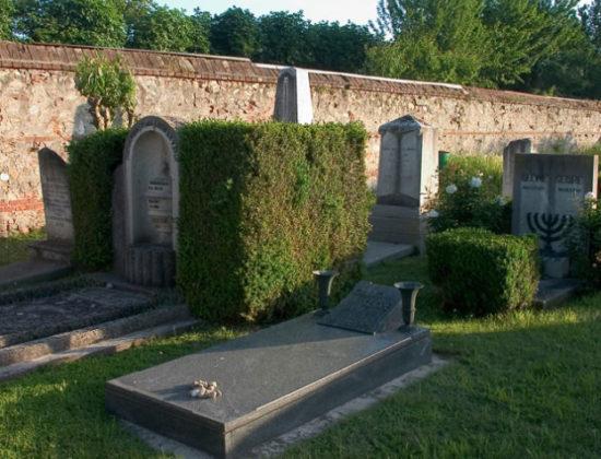 Cimitero ebraico di Cherasco
