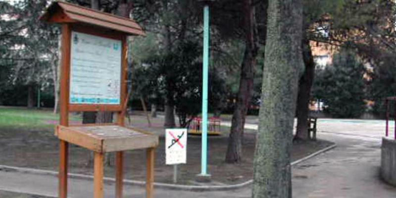 Giardini Anna Frank – ex Cimitero ebraico del Portone