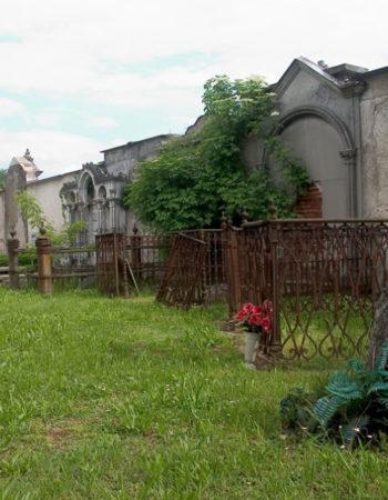 Jewish Cemetery of Carmagnola