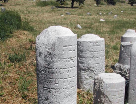 Antico cimitero di monte Cardeto