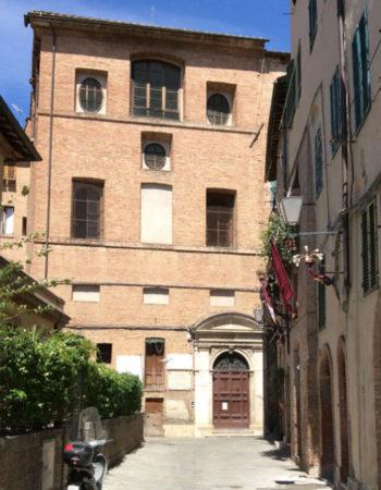 Ghetto of Siena