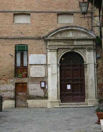 Sinagoga di Siena