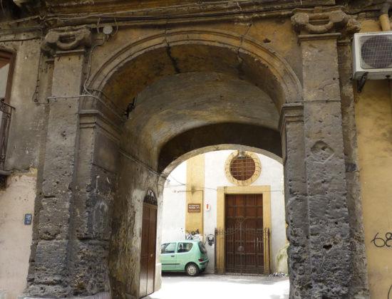 Giudecca and Synagogue of Palermo