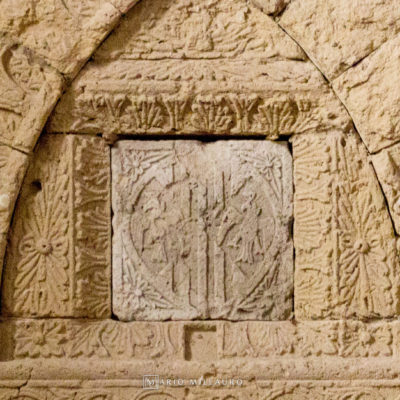 The Aron ha-kodesh of Agira
