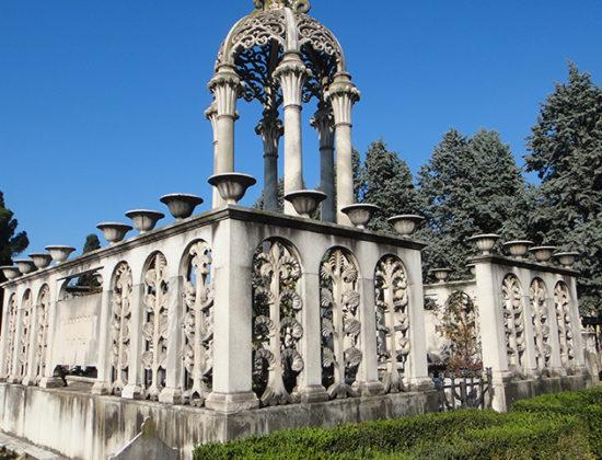 Cimitero di Caciolle