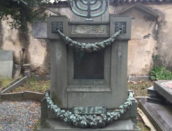 Cimitero ebraico di Biella