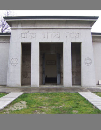 Cimitero in Via delle Vigne