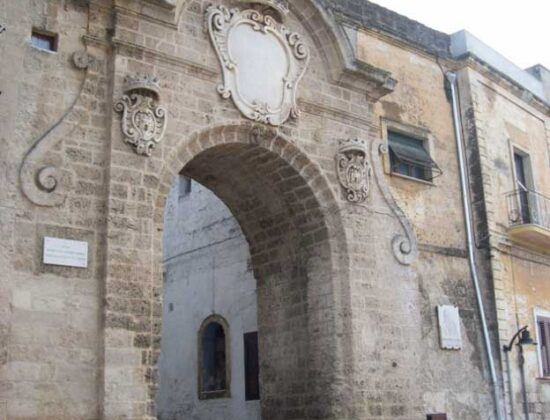 The Gate of the Jews