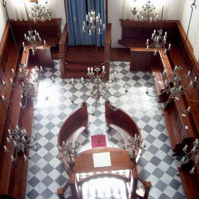 Synagogue of Pitigliano